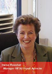 Irene Plooster van Vopak Agencies | Management training
