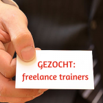 Freelance trainers gezocht - vierkant