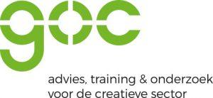 GOC logo + creatieve sector groen