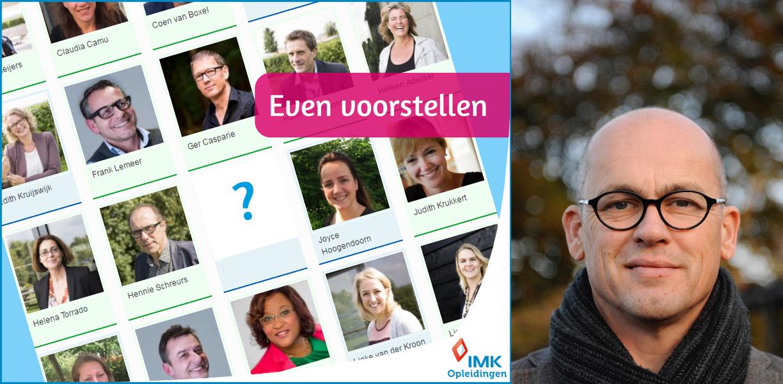 Even voorstellen - Bart van Roosendaal