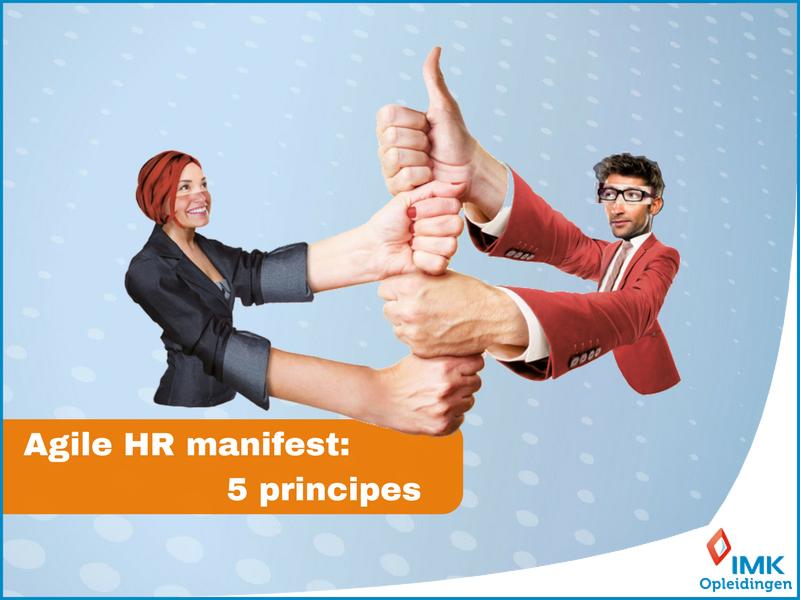 Agile HR manifest_ 5 principes