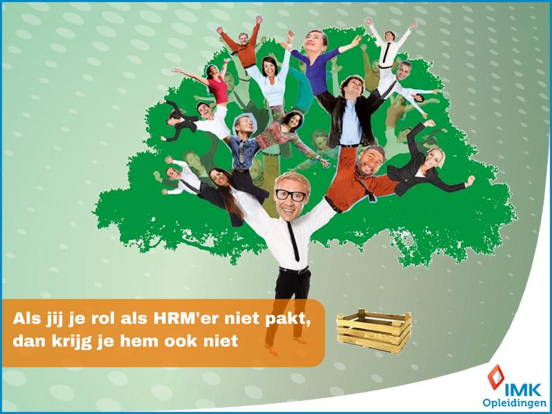 Rol als HRM'er (1)