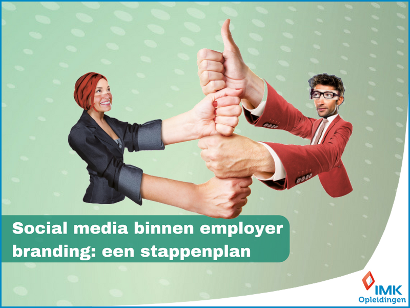 Social media binnen employer branding_ een stappenplan