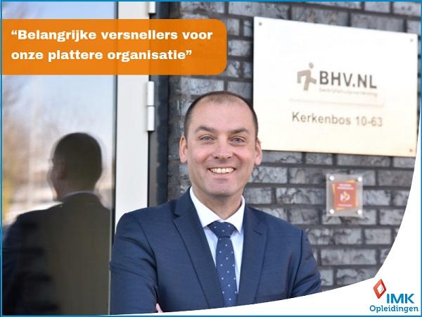 BHV.NL klantverhaal maatwerktraining - IMK Opleidingen
