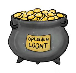 Opleiden loont (c) IMK Opleidingen 2018