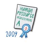Tijdlijn IMK Opleidingen 2009 opleiding Human Resource Management A