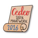 Tijdlijn IMK Opleidingen 2016 100 procent Cedeo erkenning