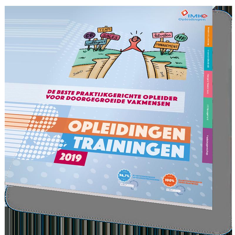 IMK Opleidingen Brochure 2019