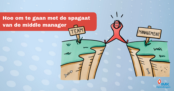 Middle Manager in spagaat - IMK Opleidingen