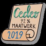 Cedeo - Maatwerk - 2019 - IMK Opleidingen
