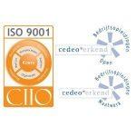 ISO 9001 en Cedeo - IMK Opleidingen