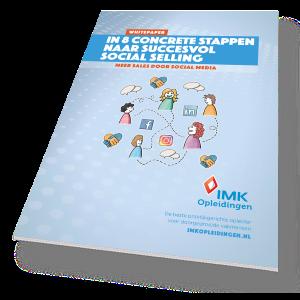 Whitpaper Social Selling - IMK Opleidingen