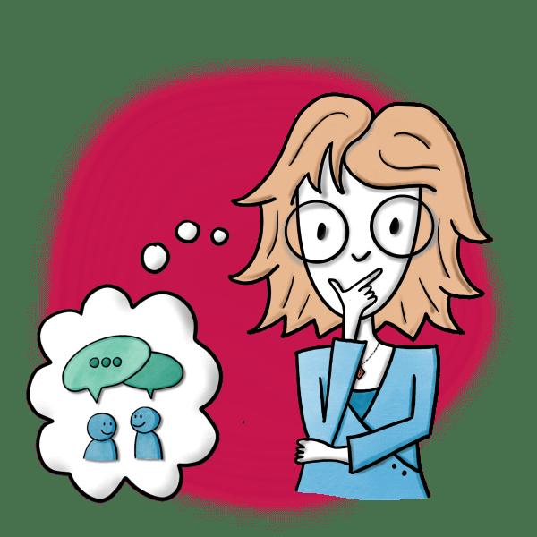 Blog Kim van Alphen - Feedback geven - IMK Opleidingen