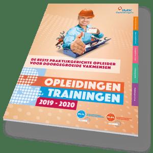 Brochure 2019-2020 IMK Opleidingen